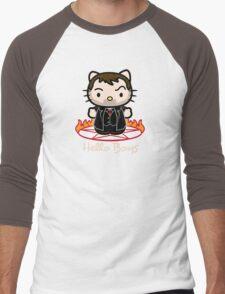 King of Hell Men's Baseball ¾ T-Shirt