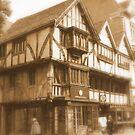 Ye Olde Shoppe Sepia by karenlynda