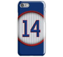 14 - Mr. Cub iPhone Case/Skin