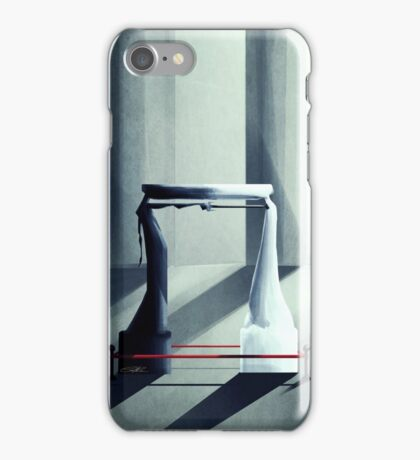 The accused iPhone Case/Skin