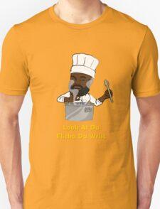 Flicka Da Wrist T-Shirt