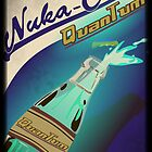 Fallout - Drink Nuka Cola Quantum by riccardo08