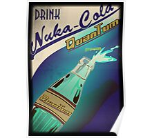 Fallout - Drink Nuka Cola Quantum Poster