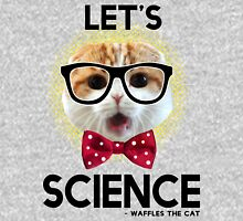 Waffles the Cat - Let's Science T-Shirt
