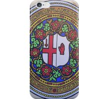 The Irish Society Coat Of Arms..................Derry iPhone Case/Skin