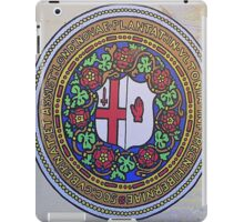 The Irish Society Coat Of Arms..................Derry iPad Case/Skin