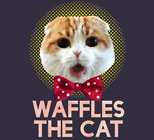 Waffles the Cat  Unisex T-Shirt