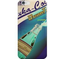 Fallout - Drink Nuka Cola Quantum iPhone Case/Skin