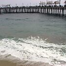 Overcast Day at Redondo Beach, CA by PhotosbyNan