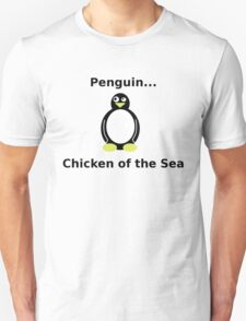 Delicious Penguin Unisex T-Shirt