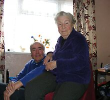My Mum and Dad by Andrew Price
