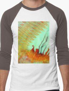 Alien-Fauna Men's Baseball ¾ T-Shirt