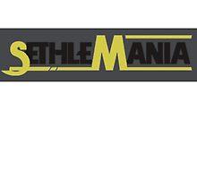 Seth Rollins - SethleMania Tee! WWE  by iHux