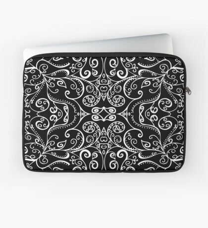 Silent Era, Black Laptop Sleeve