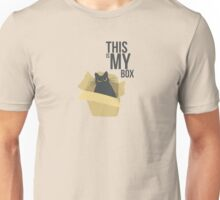 "The Box - ""This is my box."" Unisex T-Shirt"