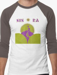 Sun Ra T-Shirt Men's Baseball ¾ T-Shirt
