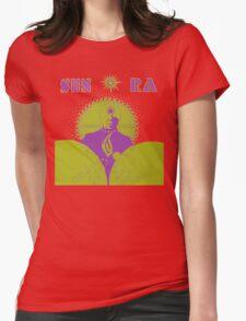 Sun Ra T-Shirt Womens Fitted T-Shirt