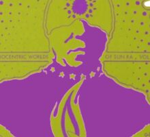 Sun Ra T-Shirt Sticker