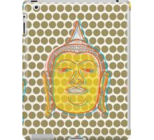 Buddha's Smile Oriental Zen Pop Art iPad Case/Skin