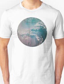 Cloud Tiles Unisex T-Shirt