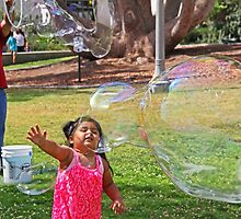 Bubble Maker by Chet  King