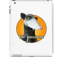The Possum (for white backgrounds) iPad Case/Skin