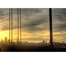 San Francisco Bay Area. Photographic Print