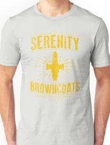 Serenity Browncoats Unisex T-Shirt
