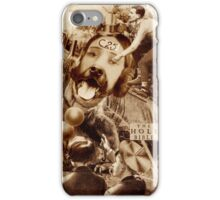 Death of a Cartoonist. iPhone Case/Skin