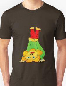 Upside-down Flower T-Shirt