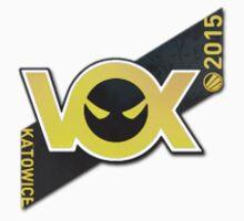 VOX Sticker by GunsNRoses54