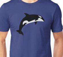 Orca whale Unisex T-Shirt