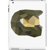 Low Poly - Master Chief iPad Case/Skin