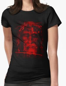Sacrifice Womens Fitted T-Shirt