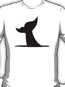 Whale fin T-Shirt