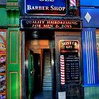 Mr Gee barbers by fasteddie42