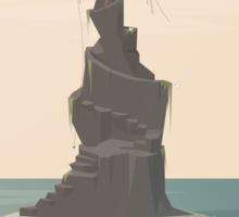 Windmill Island Sticker