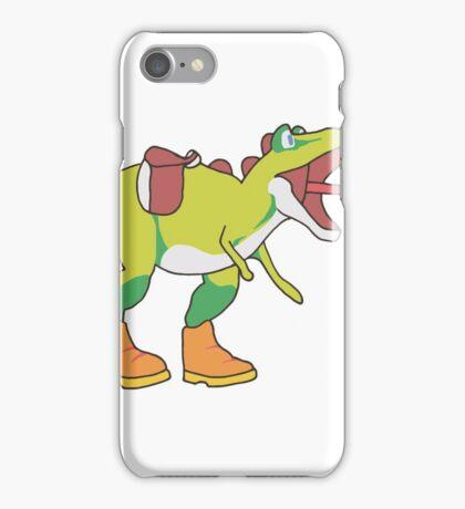 Yoshisaurus Rex iPhone Case/Skin