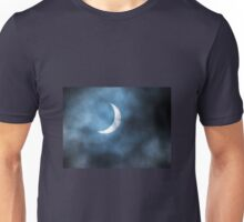 Solar Eclipse Over Newcastle Unisex T-Shirt