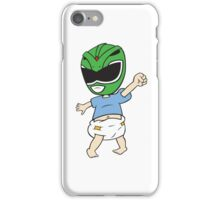 Mighty Morphin Rugrat iPhone Case/Skin