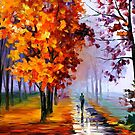 Lilac Fog — Buy Now Link - www.etsy.com/listing/125508178 by Leonid  Afremov