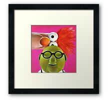 The Muppets - Bunsen and Beaker Framed Print