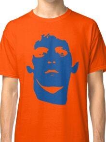 Lou Reed Blue Mask T Shirt Classic T-Shirt