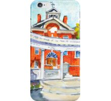 McConaghy Centre  iPhone Case/Skin