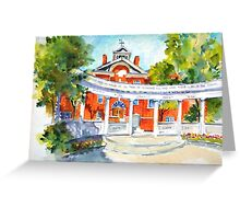 McConaghy Centre  Greeting Card