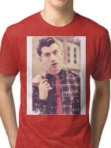 Alex Turner tie Tri-blend T-Shirt