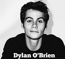 Dylan O'Brien by TVFangirl