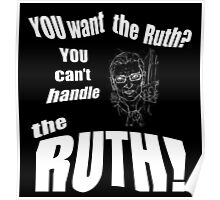 RBG Truth  Poster