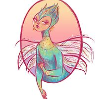 Rise of the Guardians Tooth Fairy by feelingfairyish