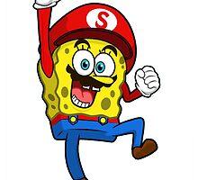 Spongebob Squarepants by jonenglish